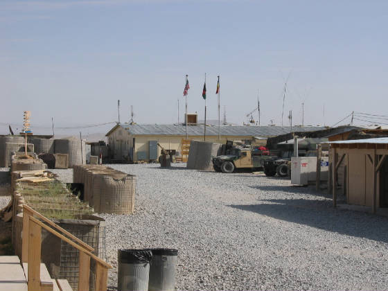 my afghanistan vacation